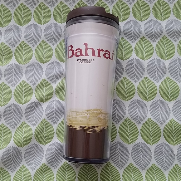Gently Used Starbucks Bahrain Global Traveler 12oz